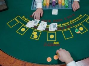 Consider is the overlay requirement in the casino game